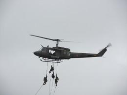 kamonhasiさんが、富士駐屯地で撮影した陸上自衛隊 UH-1Jの航空フォト(飛行機 写真・画像)
