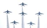 41nenさんが、奈良基地で撮影した航空自衛隊 T-4の航空フォト(写真)