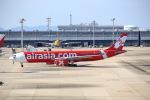 T.Sazenさんが、関西国際空港で撮影したエアアジア・エックス A330-343Xの航空フォト(飛行機 写真・画像)