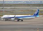 voyagerさんが、羽田空港で撮影した全日空 A321-211の航空フォト(飛行機 写真・画像)
