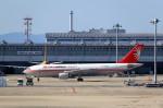 T.Sazenさんが、関西国際空港で撮影したユニ・トップエアラインズ A300B4-605Rの航空フォト(写真)