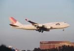 熊五郎~さんが、成田国際空港で撮影した日本航空 747-446の航空フォト(写真)