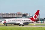 菊池 正人さんが、ダブリン空港で撮影したライアンエア 737-230/Advの航空フォト(写真)