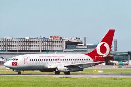 菊池 正人さんが、ダブリン空港で撮影したライアンエア 737-230/Advの航空フォト(飛行機 写真・画像)