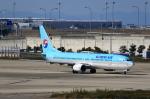 T.Sazenさんが、関西国際空港で撮影した大韓航空 737-9B5の航空フォト(写真)