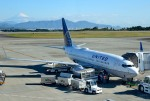 mojioさんが、静岡空港で撮影したユナイテッド航空 737-724の航空フォト(飛行機 写真・画像)