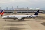 T.Sazenさんが、関西国際空港で撮影したエールフランス航空 777-328/ERの航空フォト(写真)