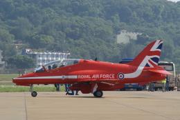 Speed Birdさんが、珠海金湾空港で撮影したイギリス空軍 BAe Hawk T1の航空フォト(飛行機 写真・画像)