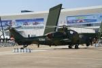 Speed Birdさんが、珠海金湾空港で撮影した中国人民解放軍 陸軍 Z-10Kの航空フォト(写真)