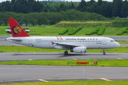 PASSENGERさんが、成田国際空港で撮影したトランスアジア航空 A320-232の航空フォト(飛行機 写真・画像)