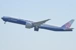 Wings Flapさんが、関西国際空港で撮影したチャイナエアライン 777-309/ERの航空フォト(写真)