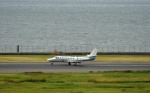 Dojalanaさんが、羽田空港で撮影した朝日新聞社 560 Citation Encoreの航空フォト(飛行機 写真・画像)