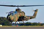 パンダさんが、入間飛行場で撮影した陸上自衛隊 AH-1Sの航空フォト(写真)