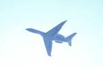 ユーリーさんが、関西国際空港で撮影したGulfstream Aerospace G-V G-Vの航空フォト(写真)