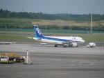 kamonhasiさんが、成田国際空港で撮影した全日空 A320-214の航空フォト(写真)