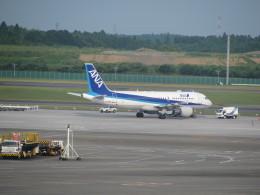 kamonhasiさんが、成田国際空港で撮影した全日空 A320-214の航空フォト(飛行機 写真・画像)