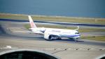 keikei123さんが、香港国際空港で撮影したチャイナエアライン A350-941XWBの航空フォト(写真)
