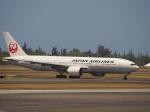 ken1☆MYJさんが、ダニエル・K・イノウエ国際空港で撮影した日本航空 777-246/ERの航空フォト(写真)
