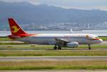 りんたろうさんが、関西国際空港で撮影した天津航空 A320-232の航空フォト(写真)