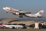 LAX Spotterさんが、ロサンゼルス国際空港で撮影したアエロユニオン A300B4-203(F)の航空フォト(写真)