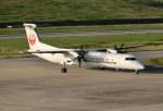 kumagorouさんが、新石垣空港で撮影した琉球エアーコミューター DHC-8-401Q Dash 8の航空フォト(写真)