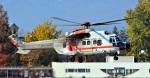 marimariさんが、花巻空港で撮影した朝日航洋 AS332L Super Pumaの航空フォト(写真)