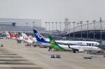 T.Sazenさんが、関西国際空港で撮影した春秋航空日本 737-81Dの航空フォト(写真)