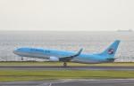 Dojalanaさんが、羽田空港で撮影した大韓航空 737-9B5/ER の航空フォト(飛行機 写真・画像)
