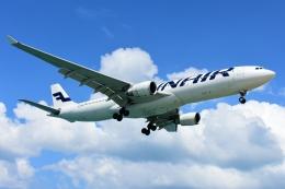 RUSSIANSKIさんが、プーケット国際空港で撮影したフィンエアー A330-302Xの航空フォト(飛行機 写真・画像)