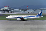 Gambardierさんが、名古屋飛行場で撮影した全日空 A321-131の航空フォト(写真)
