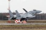 nob24kenさんが、千歳基地で撮影した航空自衛隊 F-15J Eagleの航空フォト(写真)