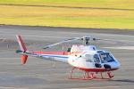 @あきやんさんが、熊本空港で撮影した野崎産業 AS350BA Ecureuilの航空フォト(写真)