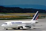菊池 正人さんが、チューリッヒ空港で撮影したエールフランス航空 737-228/Advの航空フォト(写真)