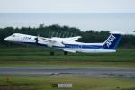 新潟空港 - Niigata Airport [KIJ/RJSN]で撮影されたANAウイングス - ANA Wings [EH/AKX]の航空機写真