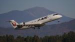 kuhさんが、花巻空港で撮影したジェイ・エア CL-600-2B19 Regional Jet CRJ-200ERの航空フォト(写真)