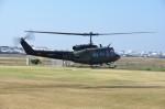 T.Sazenさんが、八尾空港で撮影した陸上自衛隊 UH-1Jの航空フォト(写真)