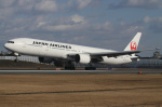 endress voyageさんが、伊丹空港で撮影した日本航空 777-346の航空フォト(飛行機 写真・画像)