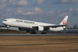 航空フォト:JA8942 日本航空 777-300