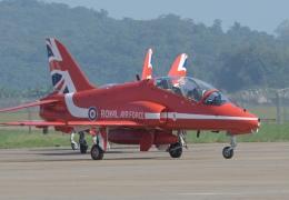 justice2002さんが、珠海金湾空港で撮影したイギリス空軍 BAe Hawk T1の航空フォト(飛行機 写真・画像)