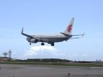 ken1☆MYJさんが、那覇空港で撮影した中国国際航空 737-89Lの航空フォト(写真)