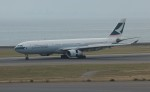 TRdenさんが、中部国際空港で撮影したキャセイパシフィック航空 A330-343Xの航空フォト(写真)