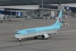 TRdenさんが、中部国際空港で撮影した大韓航空 737-9B5の航空フォト(写真)