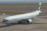 TRdenさんが、中部国際空港で撮影したキャセイパシフィック航空 A330-342の航空フォト(写真)