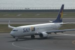 TRdenさんが、中部国際空港で撮影したスカイマーク 737-86Nの航空フォト(写真)