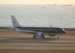 TRdenさんが、中部国際空港で撮影したスターフライヤー A320-214の航空フォト(写真)
