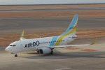 TRdenさんが、中部国際空港で撮影したAIR DO 737-781の航空フォト(写真)