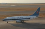 TRdenさんが、中部国際空港で撮影した中国南方航空 737-71Bの航空フォト(写真)