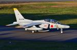 はるかのパパさんが、入間飛行場で撮影した航空自衛隊 T-4の航空フォト(写真)
