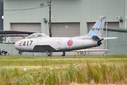 tsubasa0624さんが、静浜飛行場で撮影した航空自衛隊 F-86F-25の航空フォト(写真)