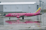 tsubasa0624さんが、静岡空港で撮影したフジドリームエアラインズ ERJ-170-200 (ERJ-175STD)の航空フォト(飛行機 写真・画像)